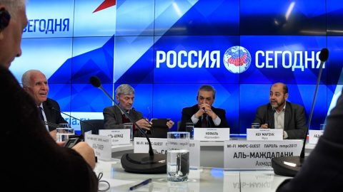 Russia Brokers Peace Deal Between Fatah & Hamas