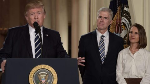 Justice Gorsuch: The Right SCOTUS Pick