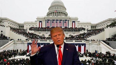 History Meets President Donald J. Trump