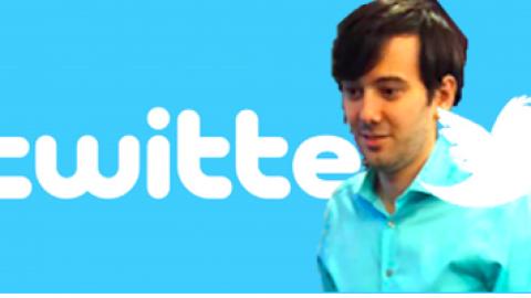 Martin Shkreli Suspended From Twitter