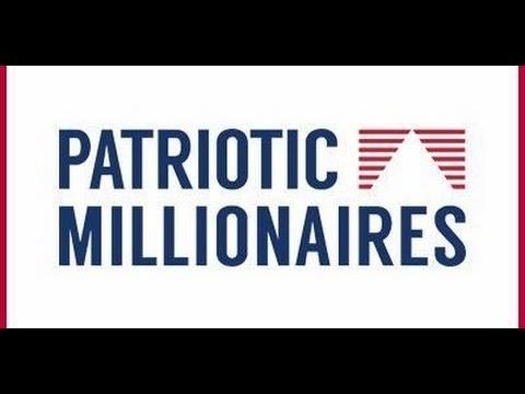 The Selfish Patriotic Millionaires