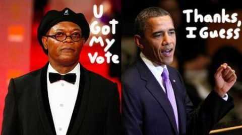 Shortcuts & Delusions: Samuel L. Jackson, President Obama, and a Little Meryl Streep