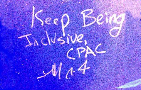 And Then, Reality Struck: CPAC 2017 Part Three
