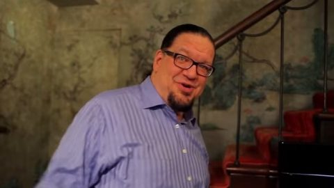 Penn Jillette: The Ideal Libertarian Candidate