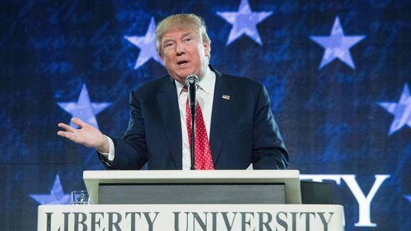 Donald Trump Is No Libertarian