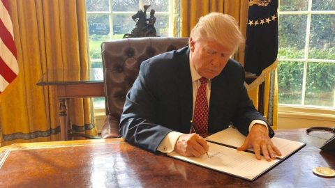 Trump Signs New Travel Ban