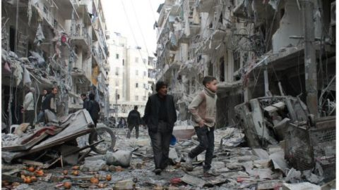 U.S. No Longer Considers Assad a Priority