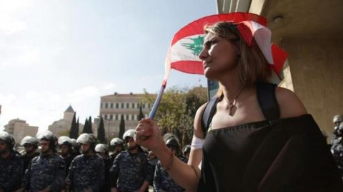 Beirut Riots As Lebanon Raises Taxes