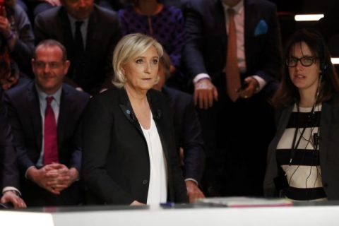 Emmanuel Macron Wins French Presidential Debate