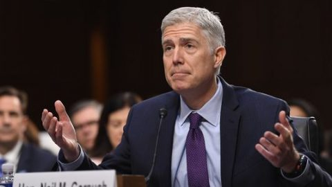 Why Neil Gorsuch Was The Right Choice For The Supreme Court