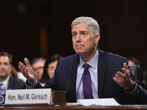 SCOTUS Nominee Gorsuch Would Not Repeal Roe v. Wade
