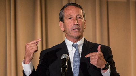 The Next Step for Liberty: Mark Sanford 2020