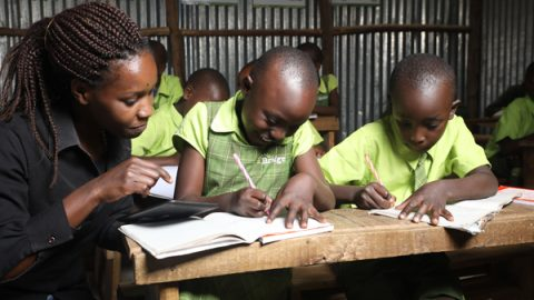 Private Schools Saving Liberia's Education System