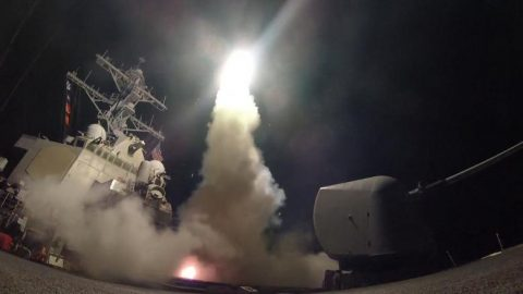 Russia Warns of Consequences for U.S. Strikes on Syria