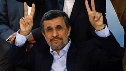 Ahmadinejad Enters Iranian Presidential Race