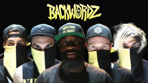 BackWordz Makes Billboard Charts: #2 New Artist (Heatseekers) and #5 Hard Rock