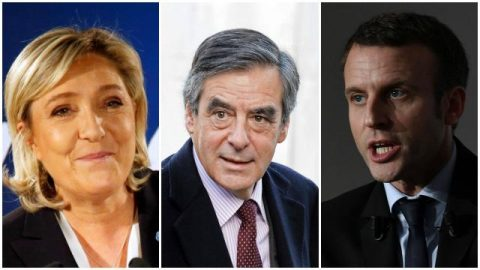 French Election: Macron and Le Pen Advance to Second Round
