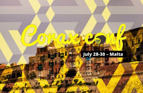 Announcing Coraxconf 2017 – International Libertarian Conference – Malta – July 28-30