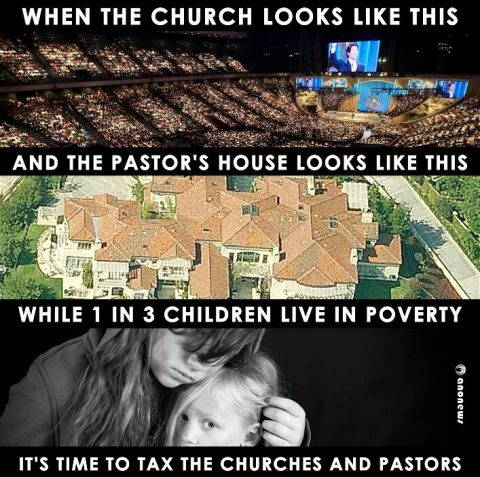 Should Churches be Taxed?