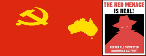 Doth Protest Too Much: Australia's Communist Collusion