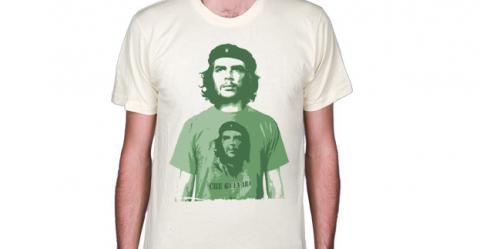 Why I Love Che Guevara T-Shirts