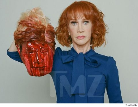 Kathy Griffin Exposes the Right is as Politically Correct as the Left