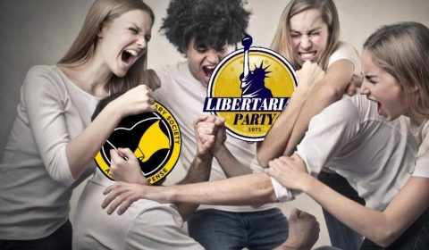 The Problem Of Libertarian Infighting