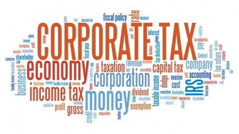 Freedom Philosophy: Corporate Tax is the Pinnacle of Our Drift Toward Nothingness