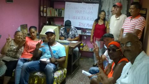 Libertarian Party of Cuba Experiences Further Tyranny
