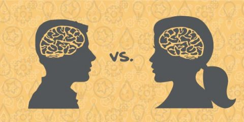 How women and men are exactly the same – except for when women are better!