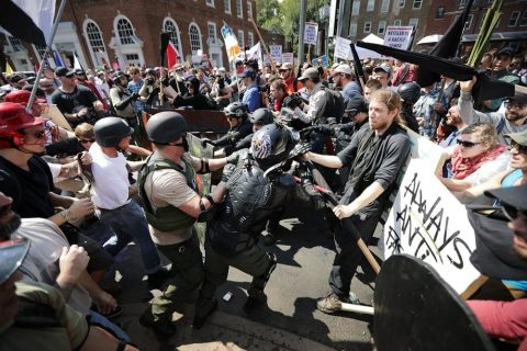 Charlottesville is the Result of Too Much Government – The Lowdown on Liberty