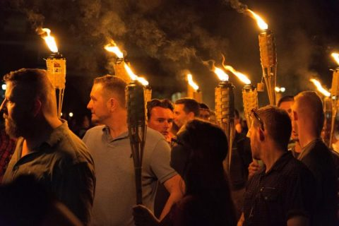 Shortcuts & Delusions: Left Pushes Tiki Torch Boycott