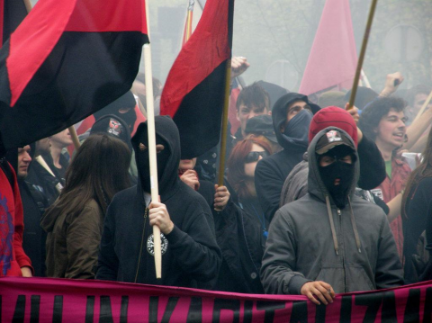 An Anonymous Letter to Antifa