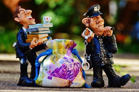 Fighting the Blight of Civil Asset Forfeiture – The Right Engle