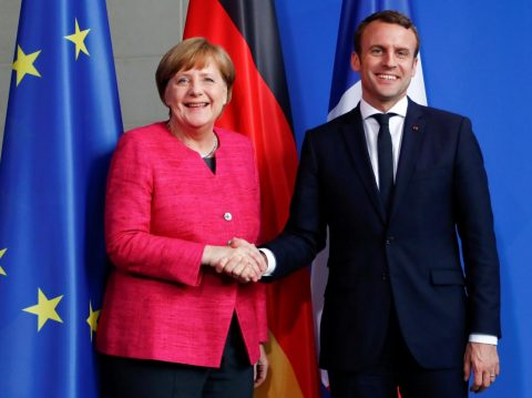 Merkel's France First Fourth Term – Turning Her Back on German Liberals in Favor of French Reforms