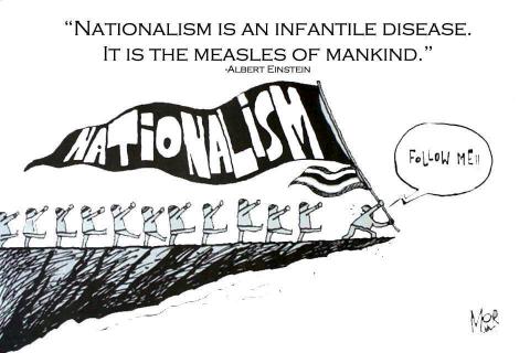 Muh Nationalism – Freedom Philosophy