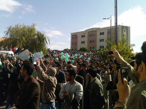 The Geopolitics of the Protests in Iran – Freedom Philosophy